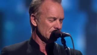 Sting - Fragile The 2016 Nobel Peace Prize Concert
