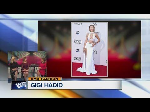 American Music Awards Fashion