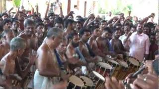 Panchari Melam by Peruvanam Kuttanmarar -HD