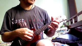 Satellite Eddie Vedder cover ukulele