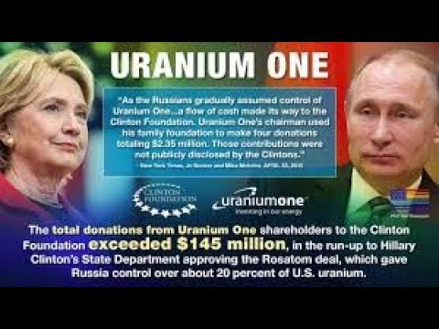 FBI Informant Casts Totally New Light on Uranium One Investi