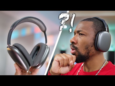 AirPods Max Unboxing & First Impressions! WOW