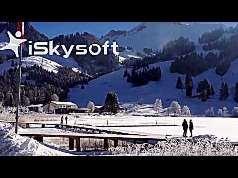 Volvo XC70 & Michelin Latitude Alpin Switzerland Snow Winter Test December 2013