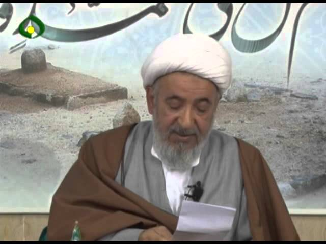 سخنرانی حجت الاسلام مروجی ۲ از ۲