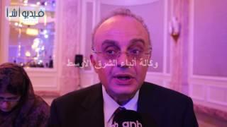 بالفيديو:شريف سامي هدفنا تحسين منظومة التأجير التمويلى بمصر