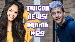 Twitch Drama/News #129 (Ninja Plays With Females, Amouranth Illegal Driving, Trihex mad at destiny)