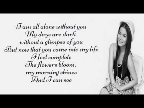 Your Love Juris Instrumental with Lyrics