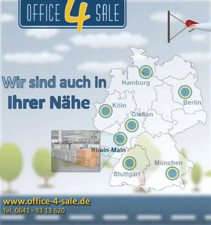 Gebrauchte Büromöbel Von Office 4 Sale Zb Im Rhein Main Gebiet