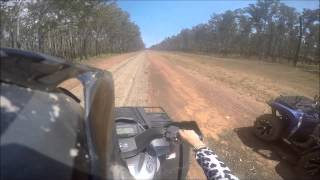 Bike days - Quad riding Top End of Australia August 2015