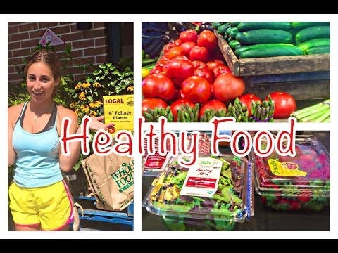 HEALTHY FOOD | Come Grocery Shopping with me!