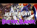 Archetype Archive - Buster Blader