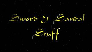 Blu-ray Update - Sword and Sandal Stuff