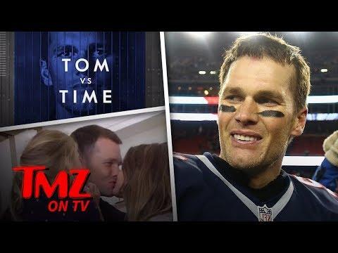 Tom Brady Is Just A Regular Guy | TMZ TV