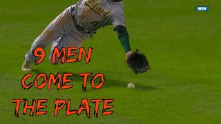 MLB Batting Around