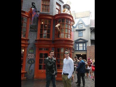 Double Trouble  A celebration of Harry Potter  Universal Orlando 2018