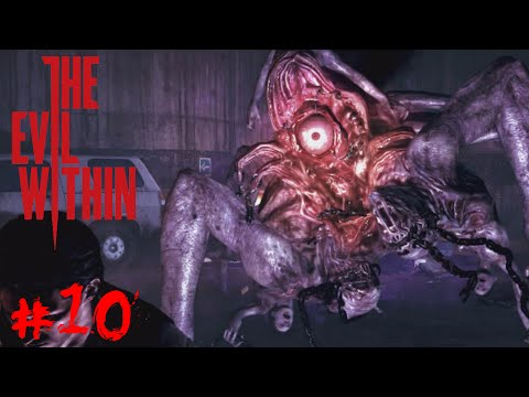 NIGHTMARE CITY - The Evil Within - #10