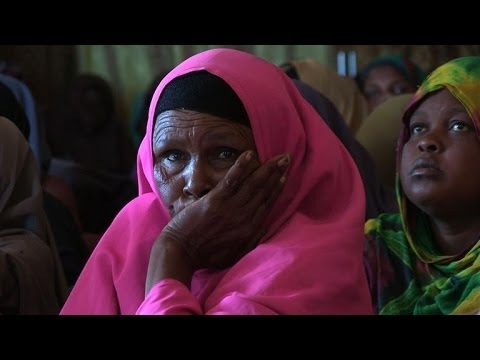 Female genital mutilation prevalent in Somalia