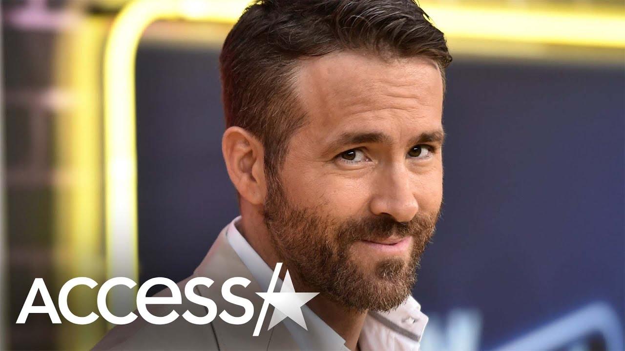 Ryan Reynolds Sends Heartfelt Message To Fan In Hospice
