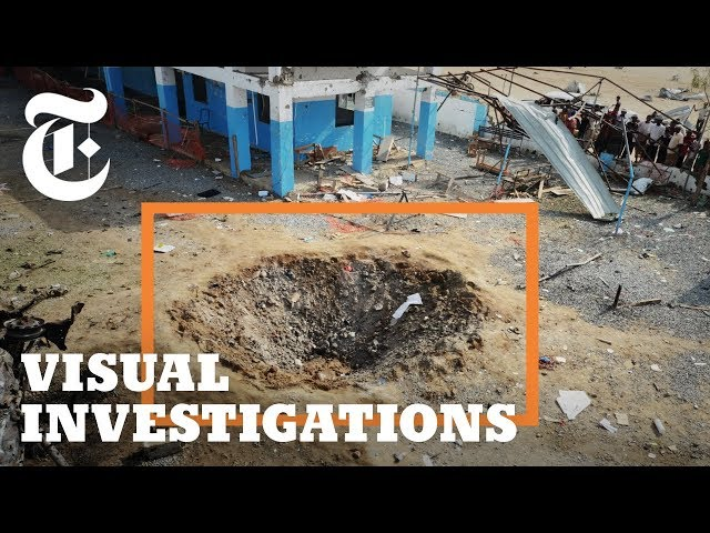 How U.S. Weapons Ended Up Hitting Hospitals in Yemen | NYT - Visual Investigations
