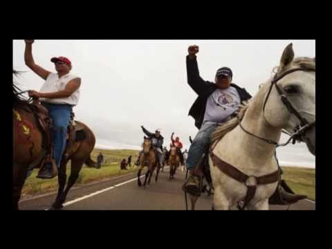 Strength with Standing Rock Sioux Tribe