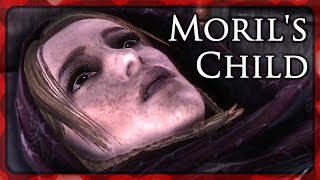 Witcher 2: Moril(a she-elf) Kills Herself after Giving Birth to a Half-Human Child