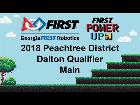 2018 PCH District Dalton Event - Qualification Match 21