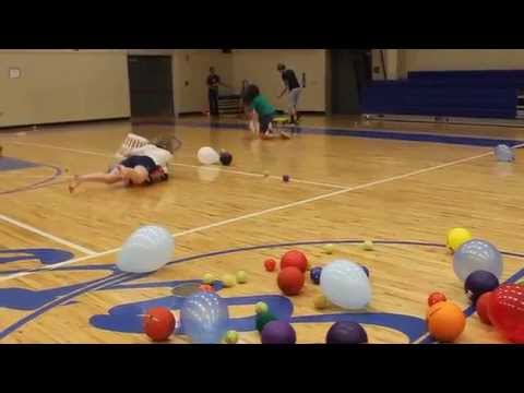 St Mary Middle School Youth Ministry - Human Hungry, Hungry Hippos :)