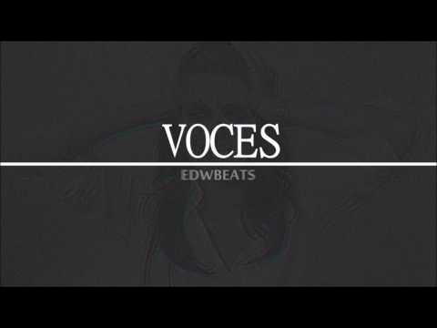 VOCES - Instrumental RAP Uso libre • EdwBeats