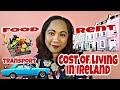 Filipino Nurse in Ireland: Cost of Living in Ireland