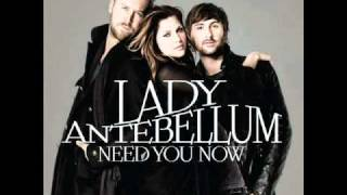 Lady Antebellum - Ready to Love Again. W/ Lyrics