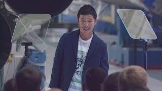 Meet SpaceX BFR's First Paying Customer - Yusaku Maezawa