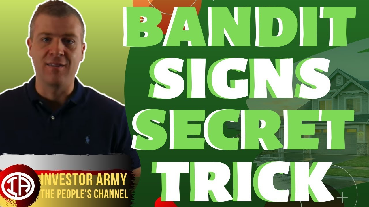 Bandit Signs Secret Trick