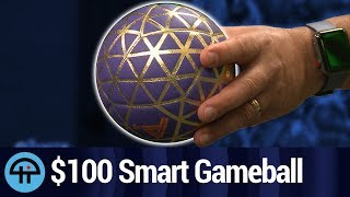 Play Impossible Gameball Review - $100 Smart Ball
