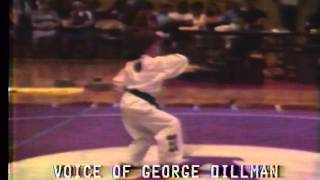 BerksCable Flashback 1980: Spotlight on Sports – George Dillman Karate Special