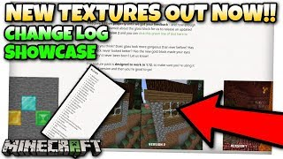 Minecraft 18w47b Out Now New Textures Villages Change Log