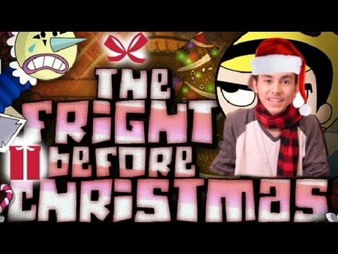 The Fright Before Christmas Billy & Mandy Game - YouTube