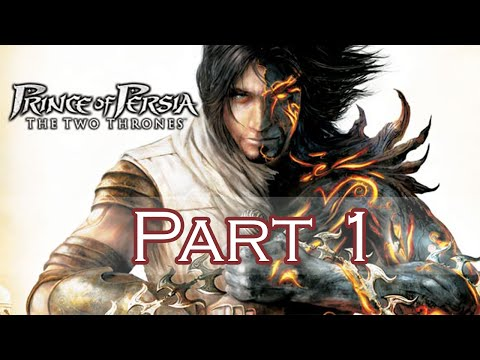 กลับบ้านอันแสนสุข  Prince of Persia The two thrones  Part 1