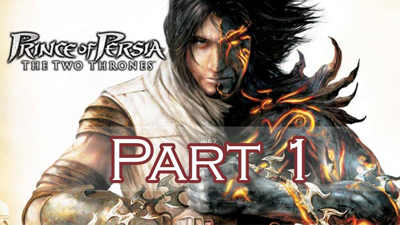 กลับบ้านอันแสนสุข - Prince of Persia The two thrones - Part 1