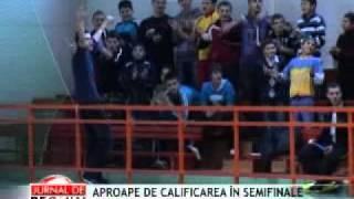 APROAPE DE CALIFICAREA ÎN SEMIFINALE