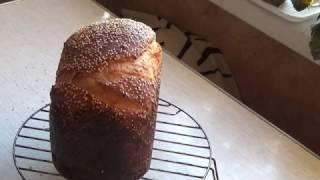 #443.Пшеничный хлеб в хлебопечке/духовке