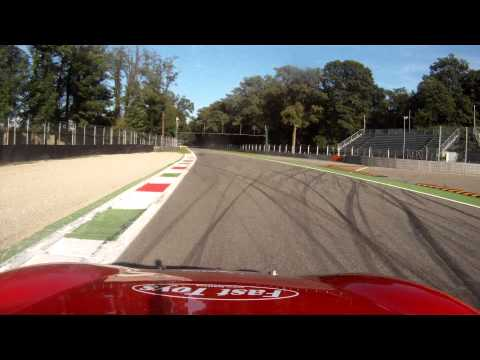 Ferrari 360 Challenge - Monza circuit - by Fast Toys
