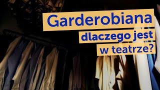 Teatr Bagatela – teatr zza kulis – garderobiana