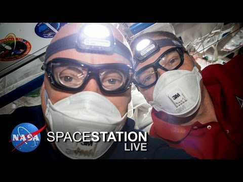 Space Station Live: Just the Stats, Ma'am