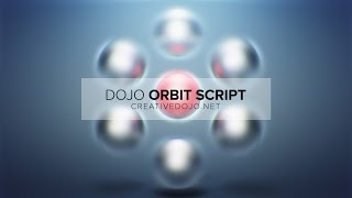 Dojo Orbit Script Demo Tutorial: Circular Arrays in After Effects (FREE)