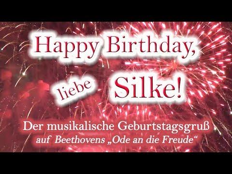 Happy Birthday, liebe Silke! Alles Gute zum Geburtstag!
