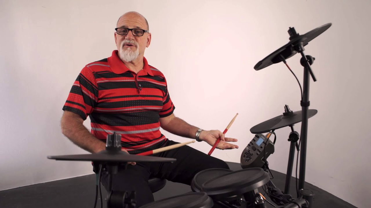 Alesis Nitro Kit Songs to play along to