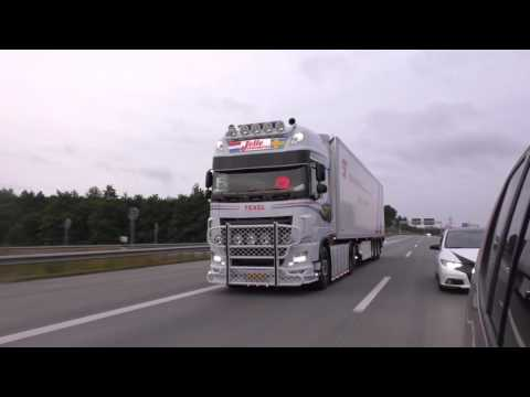 Bas Mol & Jelle Schouwstra on the Road ! [HD]
