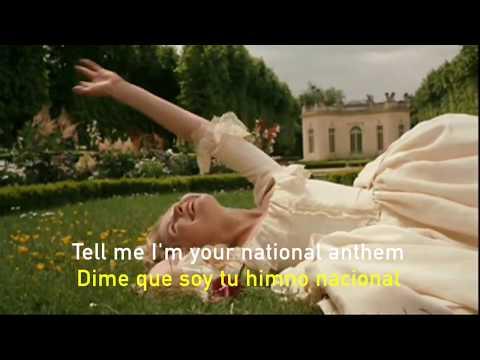 Lana Del Rey - National Anthem / Marie Antoniette (Español)