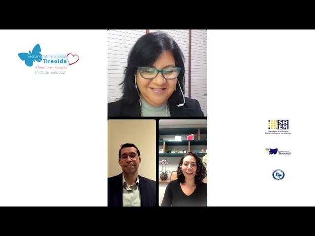 Semana Internacional da Tireoide 2021 - Dose alta (hipertireoidismo)