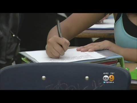 Students Have Tough Time Finding Tutoring In Long Beach Schools Despite Funding For It, Advocate Say